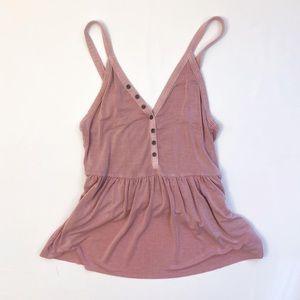 Mute Pink Soft & Sexy Tanktop